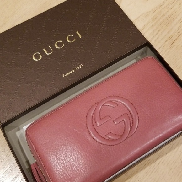 dc7040f05357 Gucci Bags | Soho Disco Leather Wallet | Poshmark